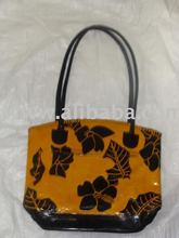 HANDPAINTED LEATHER BAGS