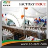 Luxury car roof top tents with linings (trade show tent)