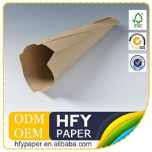 Paper Roll Oem Production Recycled Kraft Paper