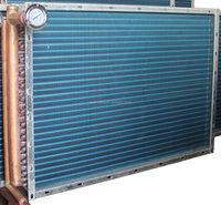 Copper tube aluminum fin refrigerator cooling coil