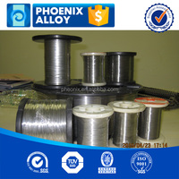 low price nichrome alloy Cr20Ni80 nickel alloy annealed wire
