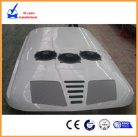 KT-22 12v/24volt Roof top mounted bus air conditioner /conditioning system with compressor assembly from China factory
