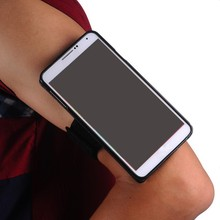 High Quality Sports Lover's Band Neoprene Arm Mobile Phone Case For samsung note 3