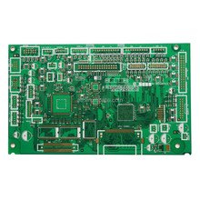 4-layer PCB for Industrial Control Boards, Professional Fabrication