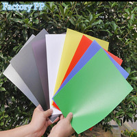 Extruded Plastic PP film sheet for industrial usage board