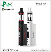 whole sale original Kangertech Subox mini kit 0.5ohm 1.5 ohm kangger K box mini fast shipping