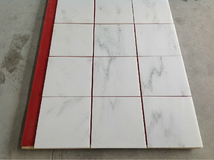marble floor and tile and wall white tile(xjt)09