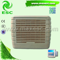 two stage multifunctional industrial air cooler water pump motor 1kw