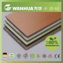 Super eco friendly bois couverte de bardage mur
