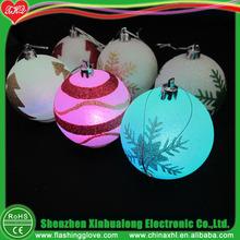 Glass Christmas Ball For Decorative Christmas Tree