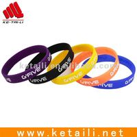 Power Ion silicone power bracelet or power wristband for promotion