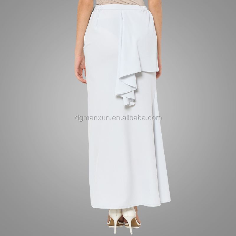 Newest white muslim women baju kurung wholesale islamic plus size women clothing4.jpg