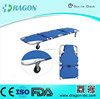 DW-F001 Aluminum Alloy first aid medical stretcher size