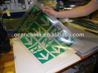 clear rigid pvc sheet for printing offset