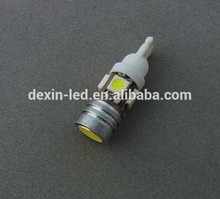 Coches tuning luz t10- gt- 1w+4smd5050