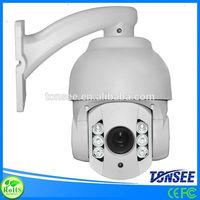 700 TVL sony ccd IR analog 10 X zoom mini auto tracking RS485 outdoor use PTZ camera 2mp 1080p 20x ir ptz speed dome ip camera