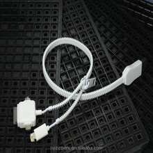 new arrival cell phone OEM/ODM zipper usb cable for samsung micro usb cable