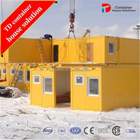 Multi-function container office building