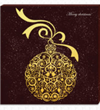 Modern pattern consisting of Ball oil painting, LED canvas art , Gold flash light effect artwork printing for wall decoration
