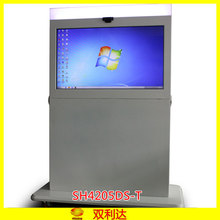 """Professional 22"""" double sided lcd monitor with 1000 nits"""