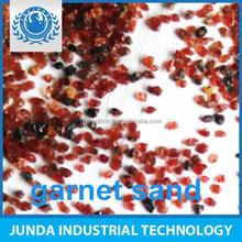high-pressure water jets garnet sand blasting 30/60
