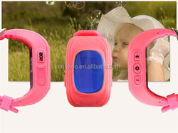 Excellent quality professional android gps kids watch phone
