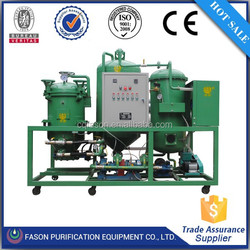 Micro-filtration CE certified used lubrication oil purification system