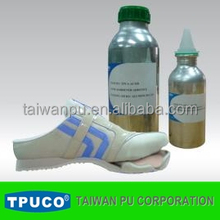 TPUCO Shoes Adhesive used Water Based Hardener