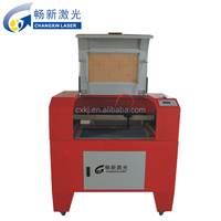 Low Cost Acrylic / Wood / Leather CNC CO2 Laser Cutter machine
