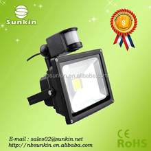 New arrival 20W LED Flood light innovation design ultra thin 110lm/w,ra>80 no glare cheapest led floodlight