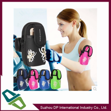 outdoor sport armband bag/wrist mobile phone case