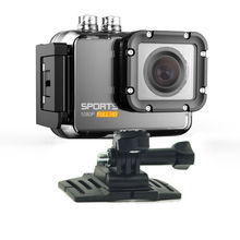 New arrival video camera wife camera 60m underwater sport camera