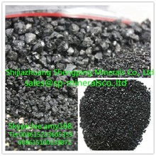 Sandblasting grade Emery Black Silicon Carbide Crystals