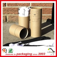 Professional paper packaging cylindrical paperboard containers for wholesale