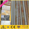Wow!! rugged timber aluminium hollow section aluminium pipe tubes with hand feeling , marble color aluminium tube for table leg