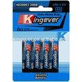 Oem para 1.5v lr6 aa bateria alcalina