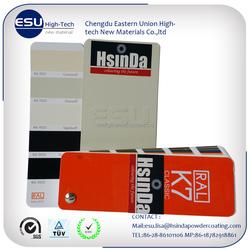 High quality cheap price aluminium profile industry powder coating paint
