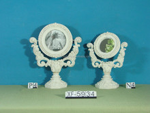 European style home decor standing picture photo frame and mirror