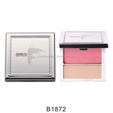 wholesale make up OEM factory private lable eyeshadow single colors blush palette