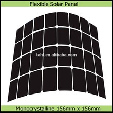 5W-300W Flexible Solar Panel Price with Solar panel System