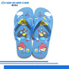 New Design Cute and Fashion Angry birds PE slippers for Wholesale