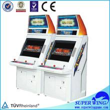High quality arcade game machine odm/oem cabinet design