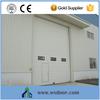 industrial steel sectional door