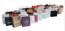 Shopping paper carrier bag