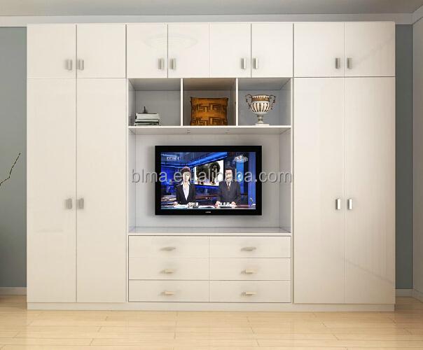 Armoire avec meuble tv garde robe id de produit for Kitchen cabinets lowes with papiers pour passeport