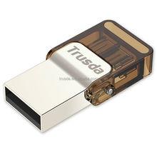 Cheap usb drives bulk fast speed OTG multi function usb2.0 flash drive