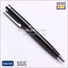 Europe Style Popular Black LuxuryLogo Customized Metal Promotional Pen(EN137)