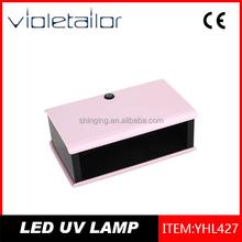 New product hotsell uv led lamp glitter nail polish