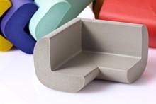 2014 de la alta calidad productos de protección de bebé vidrio muebles esquina mesa de la cocina