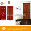 High quality MDF door PVC door eco door